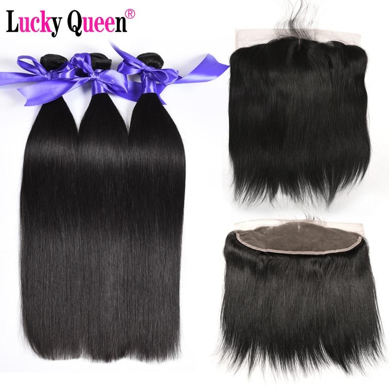 भाग्यशाली रानी बाल - मानव बाल (काला)