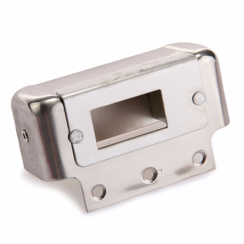 Durable home Stainless Steel Electronic Gate Lock Strong Electronic Door Lock For Doorbell Intercom Access Entry Security System