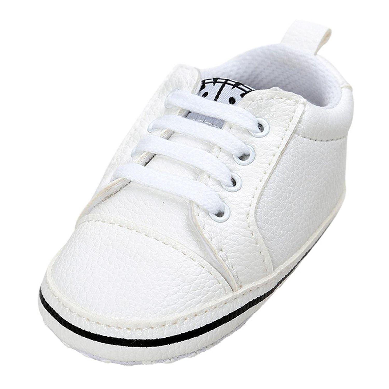 ROMIRUS Baby Girl Boys Frenulum Shoes Sneaker Anti-slip Shoes