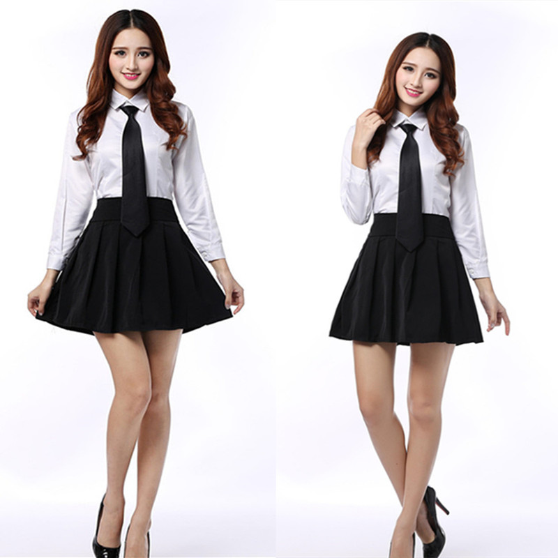 Buy C30 Formal Long Sleeve School White