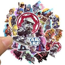 50 pçs filme anime adesivos pacote filmes personagem adesivo para diy skate motocicleta bagagem portátil dos desenhos animados adesivo setsf5