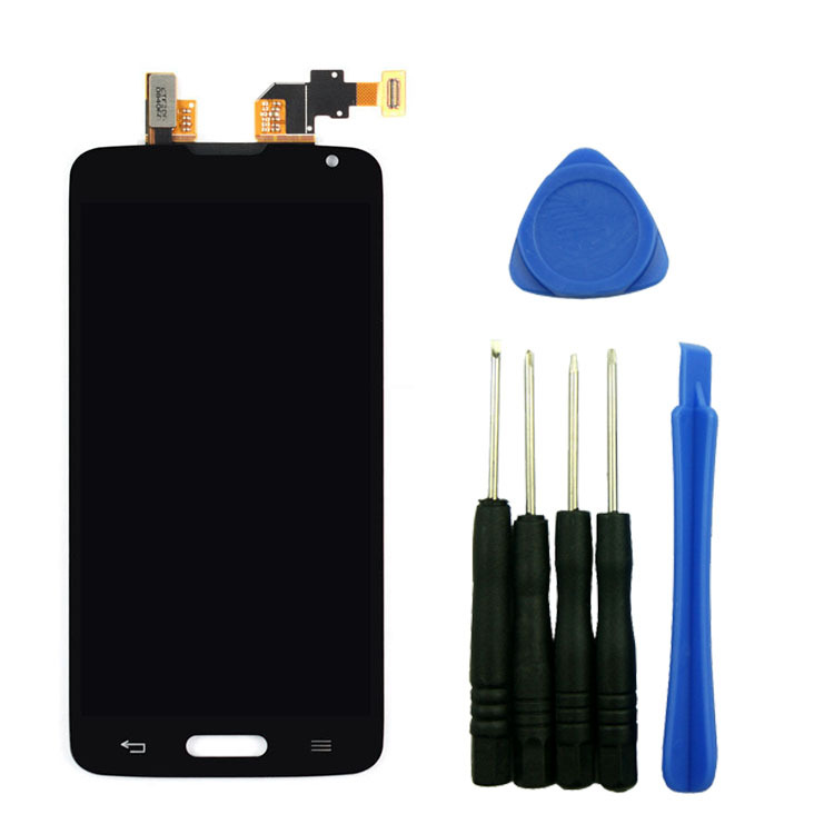 ФОТО Black Replacement Repair Part for LG Optimus L90 D405 D415 Touch Digitizer Screen LCD Assembly with tools