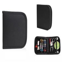 Sewing Box Set Tool Kit Needle Scissor Thread Storage Portable Organizer For Home Dropshipping FAS