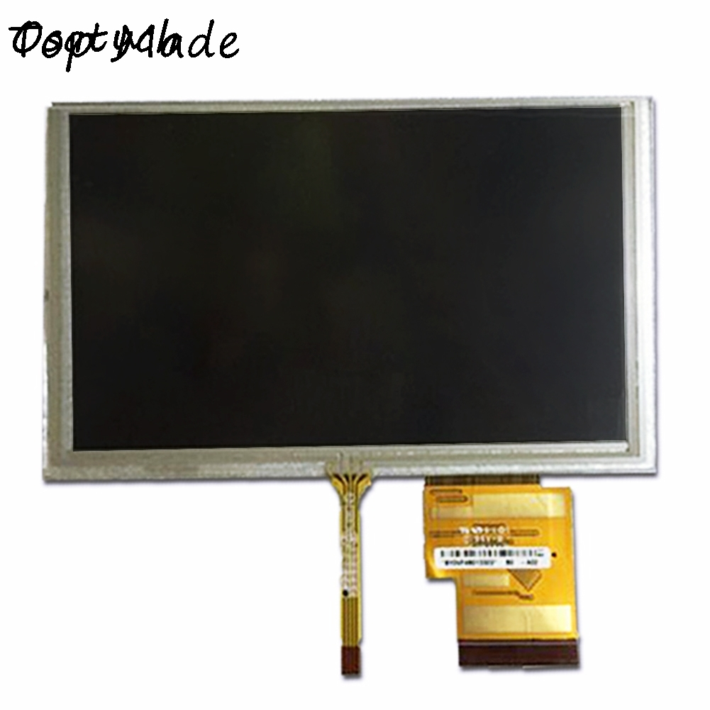 6.2inch LCD Screen HSD062IDW1 A00 A01 A02 With Touch Screen for DVD Car GPS Navigation new original 8 inch lcd screen at080tn03 v 1 can be equipped with touch screen 8 inch screen car dvd