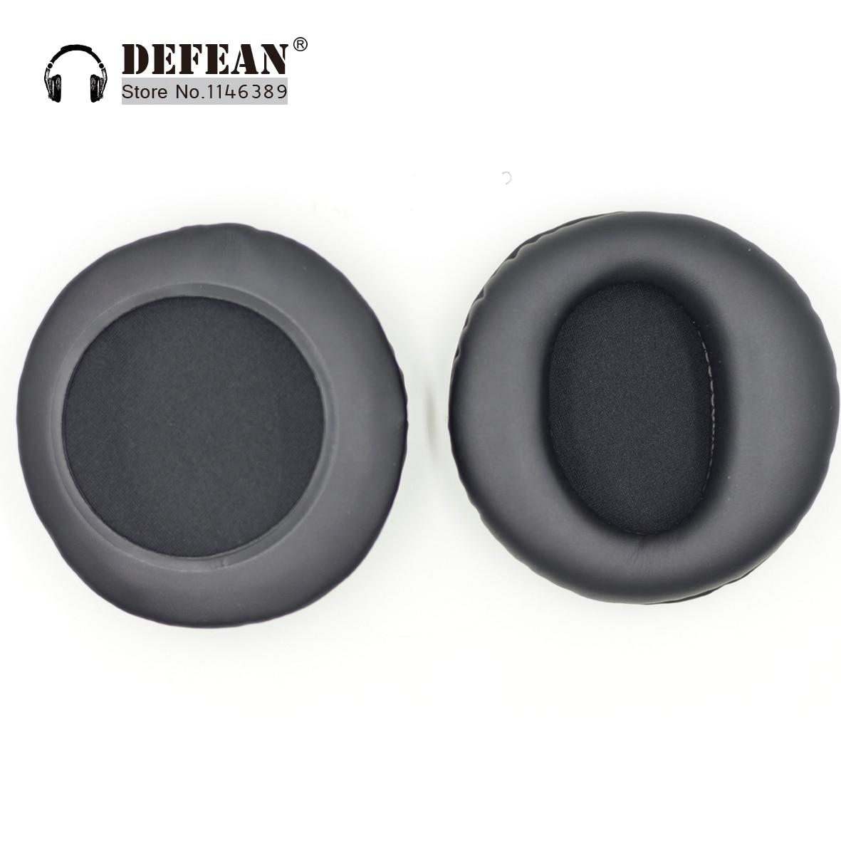 1 Paar Ersatz Ohrpolster Kissen Headset Ear Pad für Sony MDR-XD100 Kopfhörer