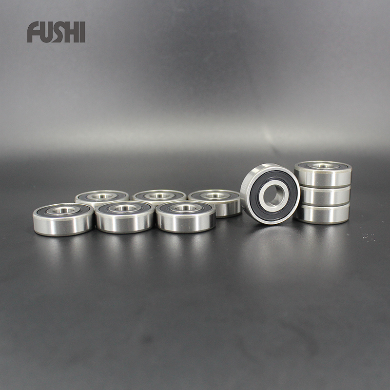 689-2RS Bearing ABEC-1 10PCS 9x17x5 mm Miniature 689RS Ball Bearings 618/9RS Z2V1 Quality 689 2RS sinix 689
