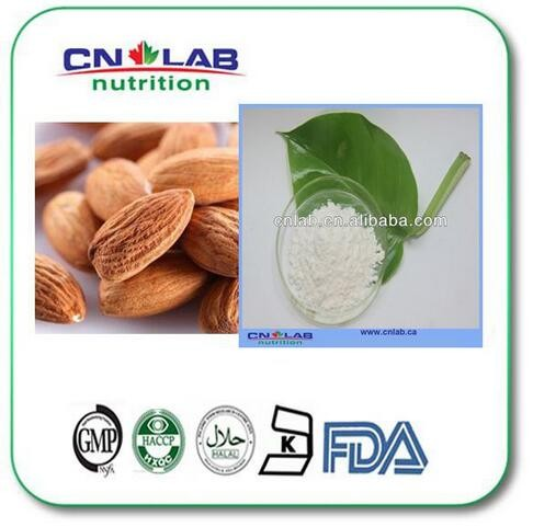 98 vitamine b17 source amygdalin Laetrile supplements manufacturer 500g for sale
