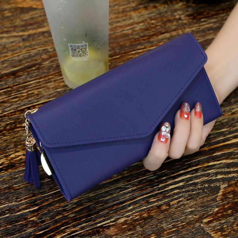 коричневый клатч; кожаный бумажник женщин; держатель кредитной карты ;