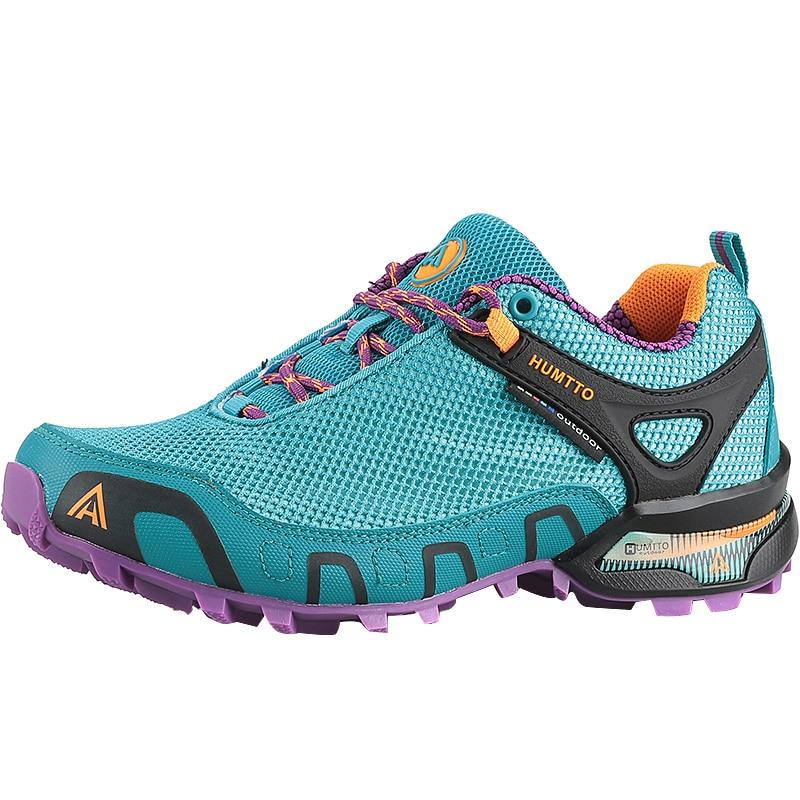 574fb4cb0cc01 Humtto Mujer al aire libre senderismo sneakers Zapatos para Mujer Deporte  escalada montaña Trail Zapatos mujer senderismo en Zapatos para caminar de  ...