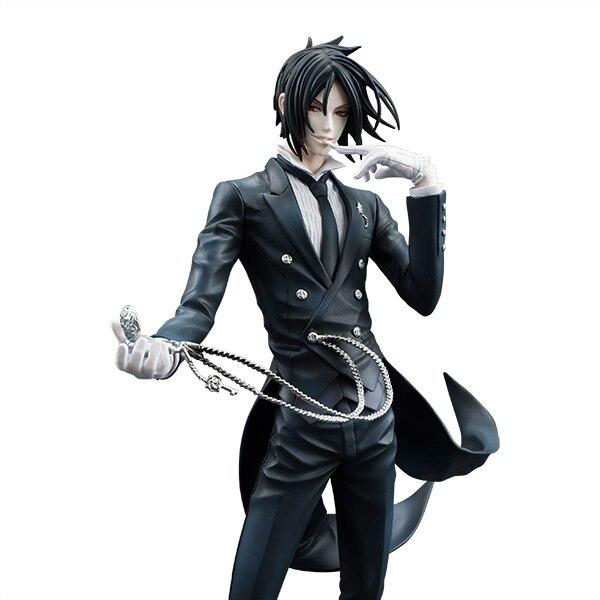 Hot Sale Devil Sebastian Michaelis Japan Classic Comic Anime Toboso - Խաղային արձանիկներ - Լուսանկար 5