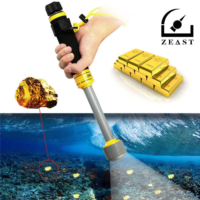 Waterproof Gold Detector Underwater Induction Metal Industrial Treasure Detectors Finder Hunter Digger PointerWaterproof Gold Detector Underwater Induction Metal Industrial Treasure Detectors Finder Hunter Digger Pointer