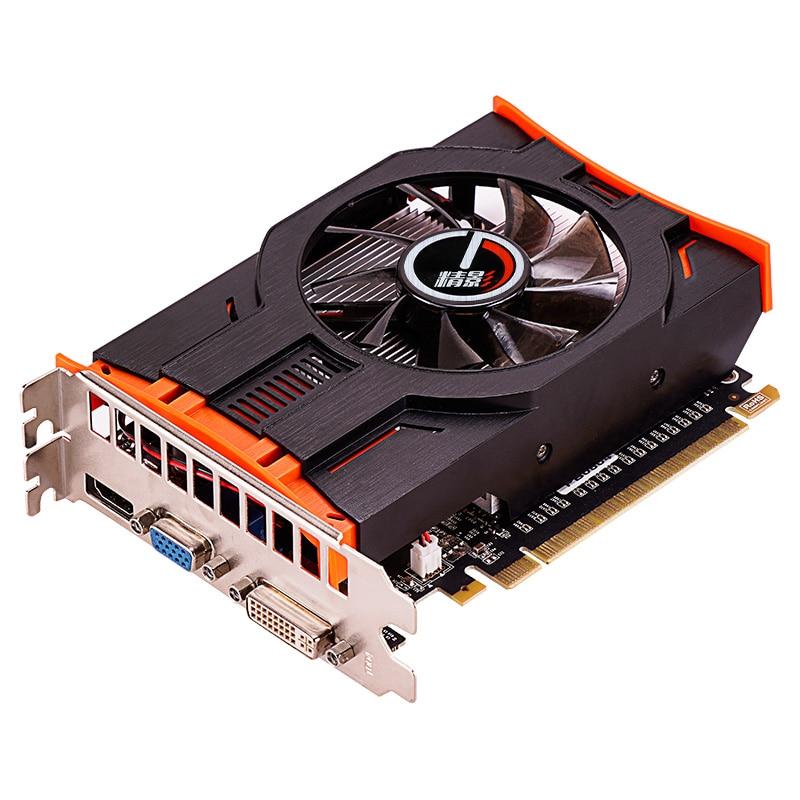 ФОТО Yeston Jxon Nvidia GTX650 1G DDR5 video card GTX650 gaming graphics card 2 years warranty