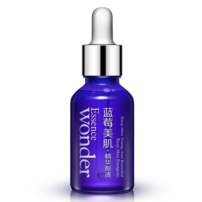 BIOAQUA Skin Care Blueberry Hyaluronic Acid Liquid Anti Wrinkle Anti Aging Collagen Essence Whitening Moisturizing Face Cream