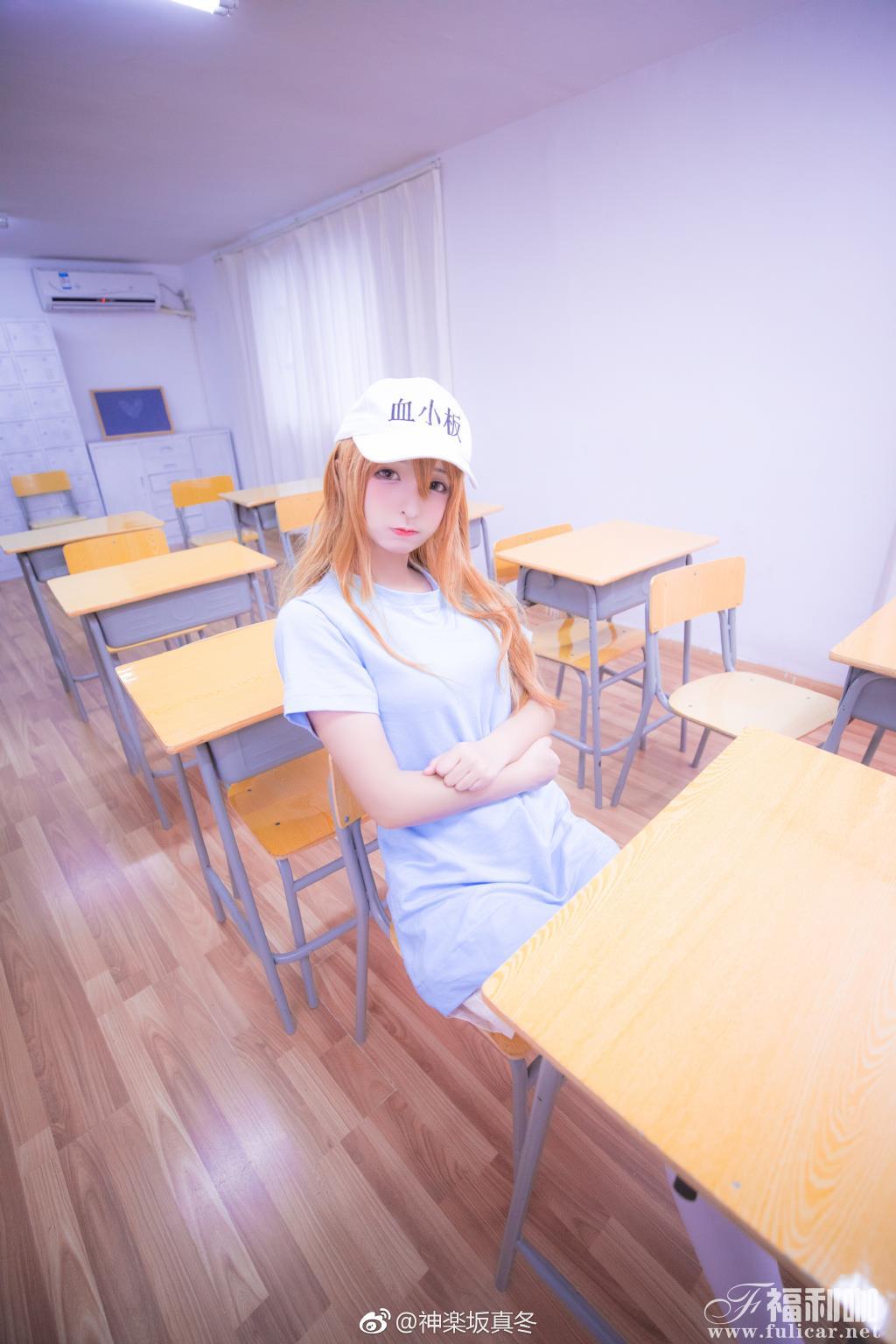 【妹子图】今日妹子–@神楽坂真冬