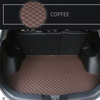 Custom New Luxury Good Quarlity Car Trunk Mat Special For Tesla Model S 2014 2016 Model X 5seat 2017 2018 Year all model