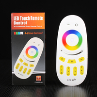 2 4G LED Bulbs Controller LED Lighting Group Division 4 Zone 2 4G RF 2 4G