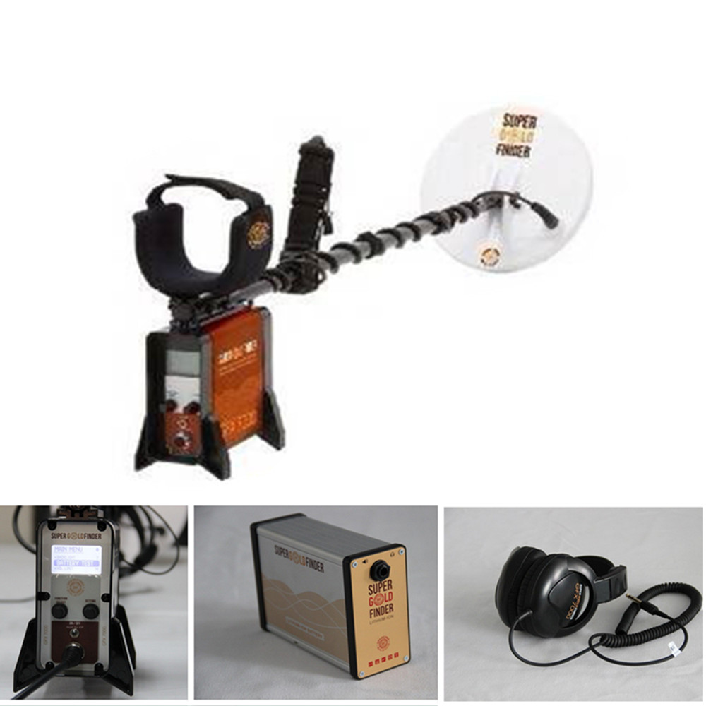factory wholesale pulse induction GFX 7000 underground deep search gold detector aks long range underground gold detector deep search locator aks