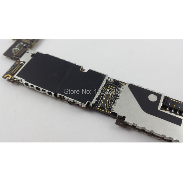 100% Gurantee Original 4g Motherboard,16G Unlocked For iphone 4 4g Motherboard with Chips,1000% Good Working by Free Shipping