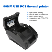 купить Thermal 58mm Mini Printer bluetooth and USB POS Receipt Printer with EU/US PLUG в интернет-магазине