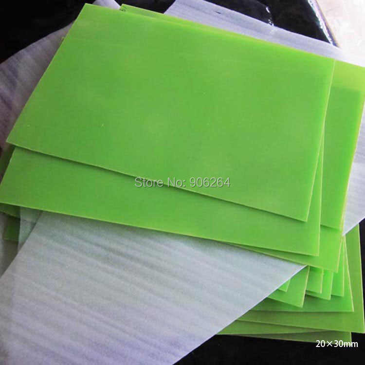 20x30cm Resin Stamp Making DIY Photopolymer Plate Craft