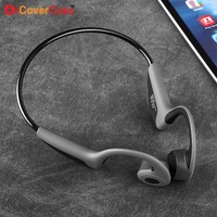 5.0 Bone Conduction Headset Bluetooth Earphone Wireless Headphone With Mic For Huawei P30 Pro P20 Lite P10 Plus P9 Mate 20 20X