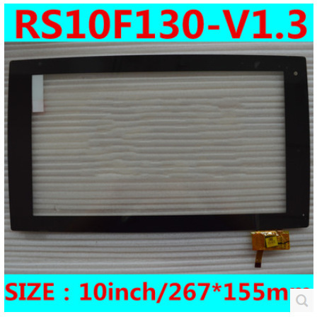 New 10.1 inch size tablet capacitive touch screen rs10f130 v1.3 free shipping