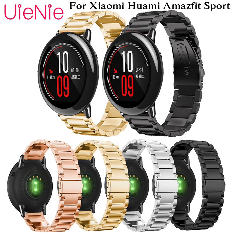 22mm Frontier for Samsung Gear S3 smart watch strap For Huami Sport watchband For Samsung Galaxy 46mm replace band Accessories in Watchbands from Watches