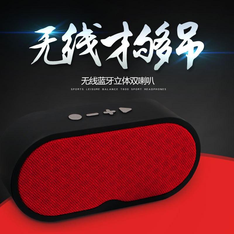 Neue Mini Bluetooth Lautsprecher Tragbare Drahtlose Lautsprecher Sound System 3D Stereo Musik Surround Unterstützung Bluetooth, TF AUX USB YX02