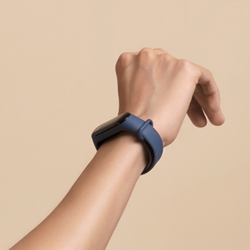 Image 3 - Xiaomi Original Mi Band 3 Fitness Tracker Waterproof Heart Rate Monitors OLED Display Touchpad Smart Wristband for Android IOS-in Smart Wristbands from Consumer Electronics