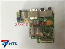 Оптовая для dell latitude e5400 usb power audio board 48.4×716.011 10708-1 100% работать идеально