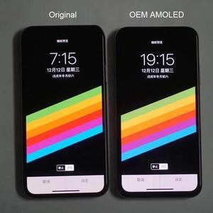 Image 3 - AAA + + OEM TFT OLED Display Für iphone X XR XS XS MAX LCD Bildschirm Touch Digitizer Montage Ersatz Für tianma iphone X LCD