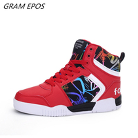 GRAM EPOS 2019 Lovers Casual Shoes High Top Air Cushion Shoes For Men Shoes Zapatillas Hombre Femme Lightweight Loafer Footwear