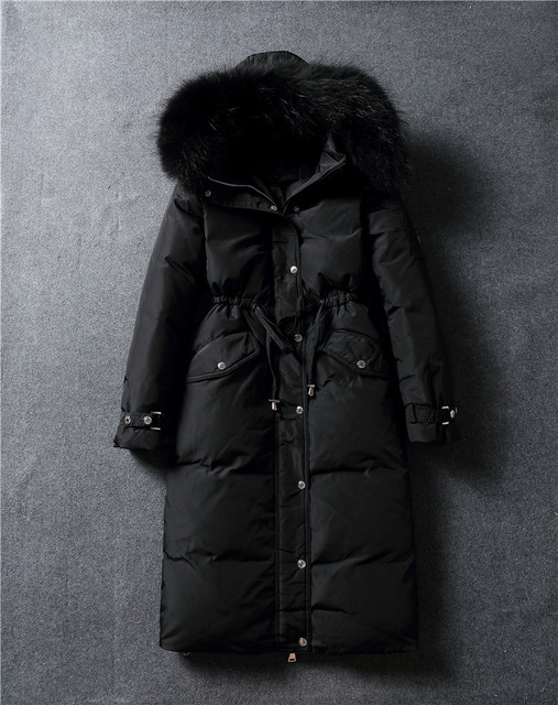 Ladies Fur Parka Coats