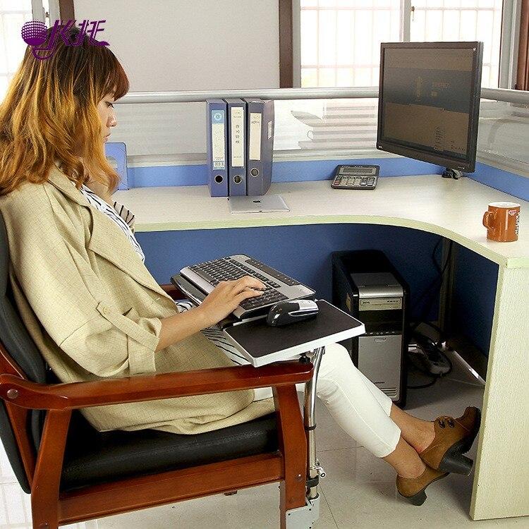 Многофункциональный Полный край стола движения/сторона стола/Зажимная ножка стула коврик для мыши/подставка для клавиатуры подставка для ...