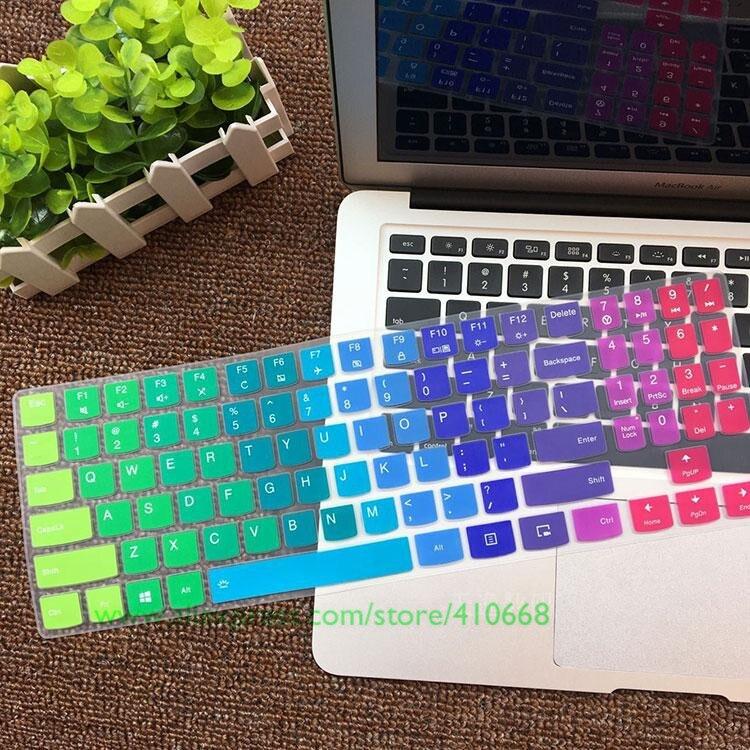 Copertura per tastiera portatile da 15 pollici per Lenovo Ideapad 330s 330s-15ikb 15ikb 320c 330c V330-15ikb V130 V730 V730-15 Flex5 15.6