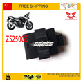 Moto gp racing 250cc zongshen zs250gs cdi box acessórios da motocicleta 8 pinos frete grátis
