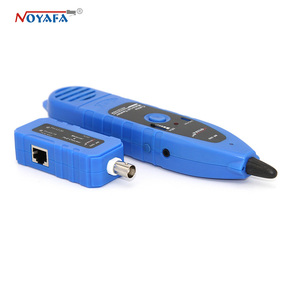 Image 2 - NF 309 testeur de câble matériel/longueur testeur localisateur de fil testeur de POE testeur de câble matériel avec batterie au lithium