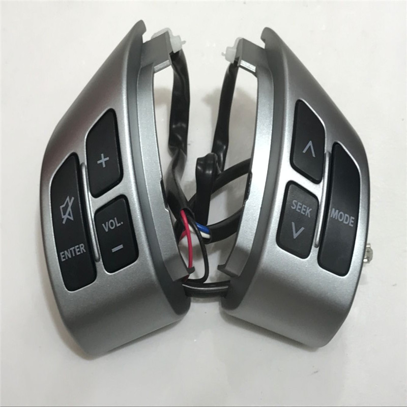 JINGHANG Auto parts For Suzuki Swift SX4 Auto(NEW) Car Steering wheel control buttons seek buttons VOL button free shipping