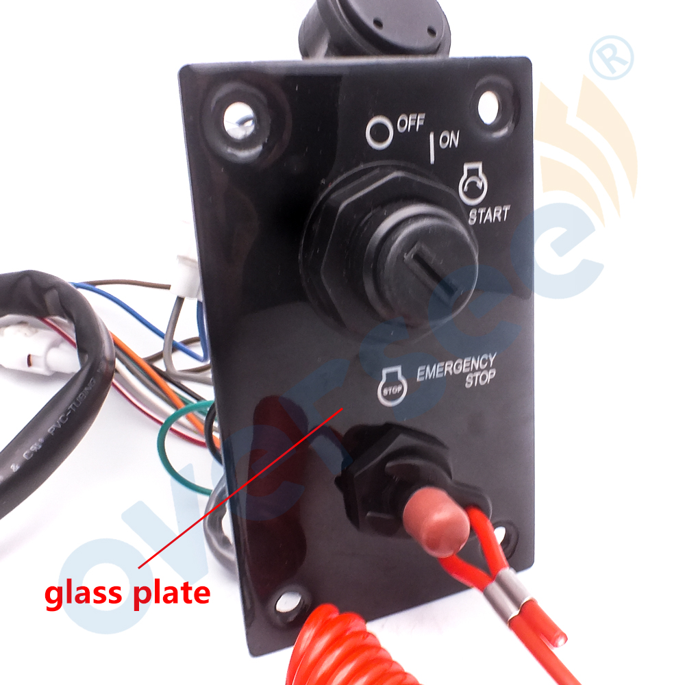 us $109 18 new 37100 96j24 outboard single ignition key switch panel for suzuki outboard engine motor in boat engine from automobiles \u0026 motorcycles Suzuki Outboards 140 4 Stroke