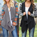 New Autumn Women Long Pullover  Coat Long Sleeve Casual Loose Sweater Jacket Boutique