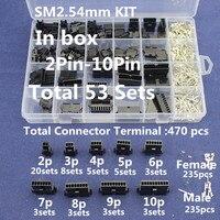 SM2 54 Kits 53 Sets Kit In Box 2p 3p 4p 5p 6p 7p 8p 9p