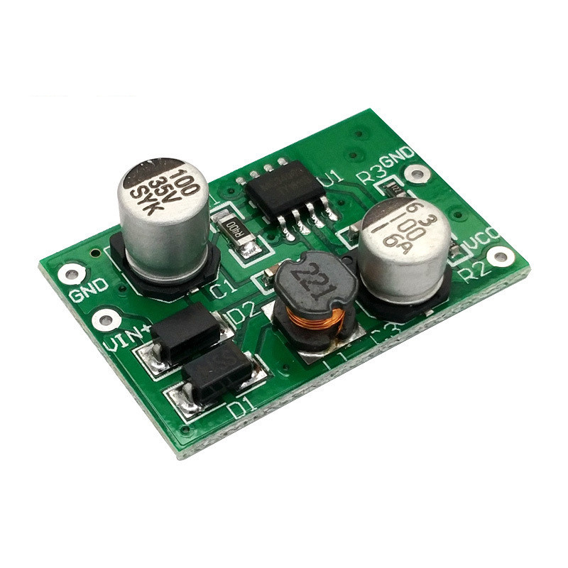 MC34063 buck module DC-DC 12V-28V TO 5V step-down regulator module power supply  board voltage conversion module
