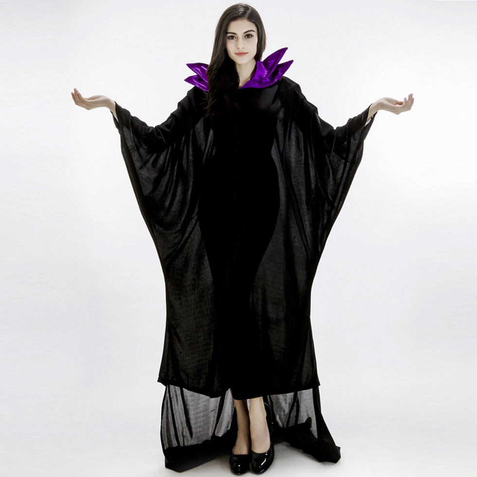 halloween costumes for women vampire devil maleficent witch cosplay costume girls clothes sexy party gothic dresses in sexy costumes from novelty special