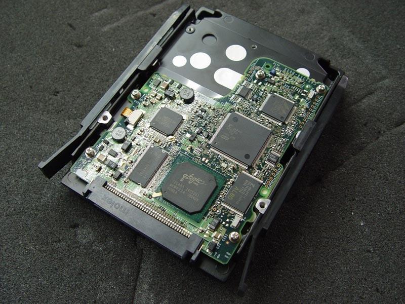 Boîte de protection SSD en plastique et en acier à 5 baies Pour - Stockage externe - Photo 6