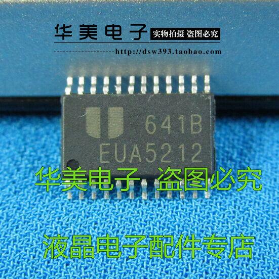 EUA5212 genuine LCD TV audio driver chipEUA5212 genuine LCD TV audio driver chip