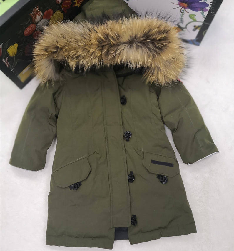 Boys Down Coat&outwear Children Winter Jacket&coat Boy Military Green WindProof Ski Suit Warm Hooded Kids Waterproof Clothes lurker shark skin soft shell v4 military tactical jacket men waterproof windproof warm coat camouflage hooded camo army clothing