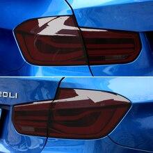 Auto Styling Scheinwerfer Rücklicht Nebel Licht aufkleber für Peugeot 208 508 3008 BMW E36 F30 F10 E30 F20 X5 Mitsubishi lancer asx