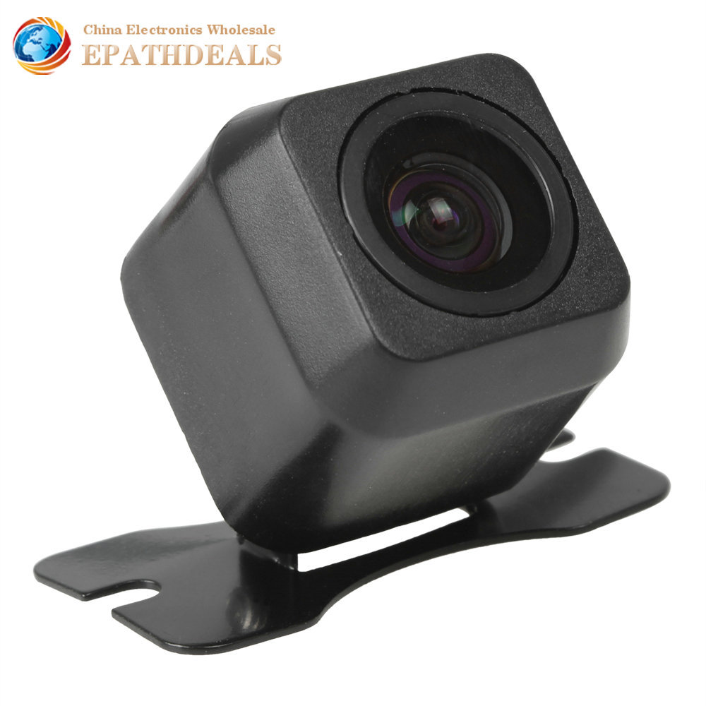 цена на E313 HD Waterproof Car Rear View Camera 420TVL 170 Degree Wide Angle Auto Car Rearview Camera Reverse Backup Parking Camera