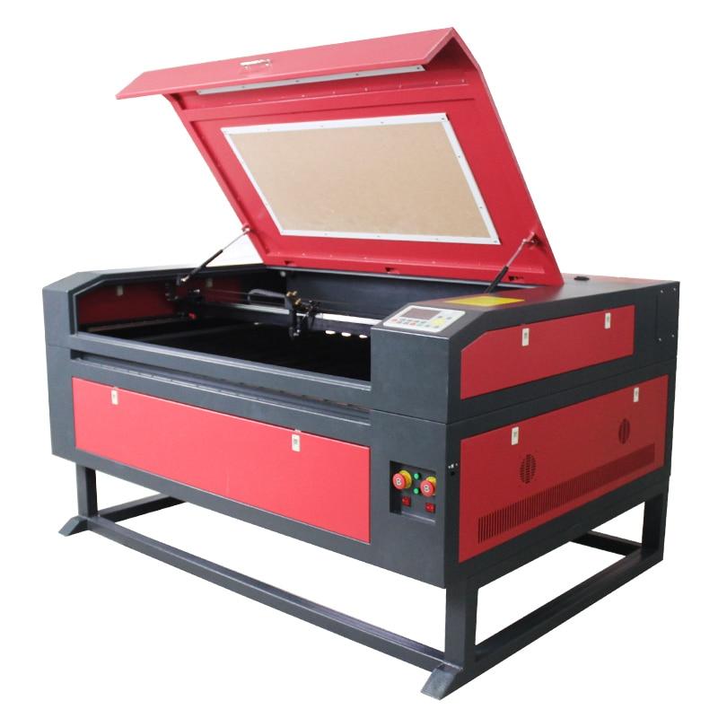 Tagliatrice portatile dell'incisione laser di CNC del mini di CO2 - Attrezzature per la lavorazione del legno - Fotografia 3