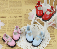 Free Shipping1 6 BJD Shoes For Doll Msd SD BJD Fashion Doll Leather Shoes Accessories